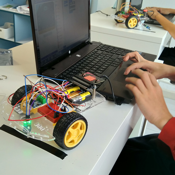 IBC School Digitale e robotica